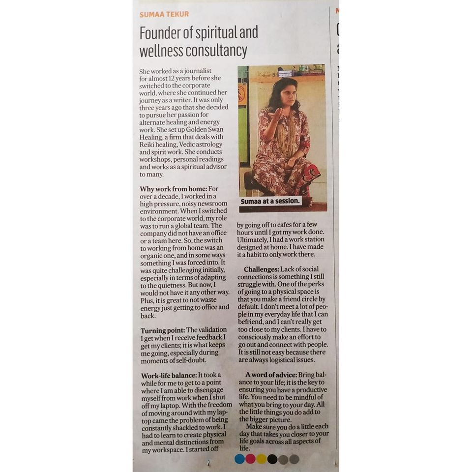 Press Coverage: Deccan Herald, 7 March 2020