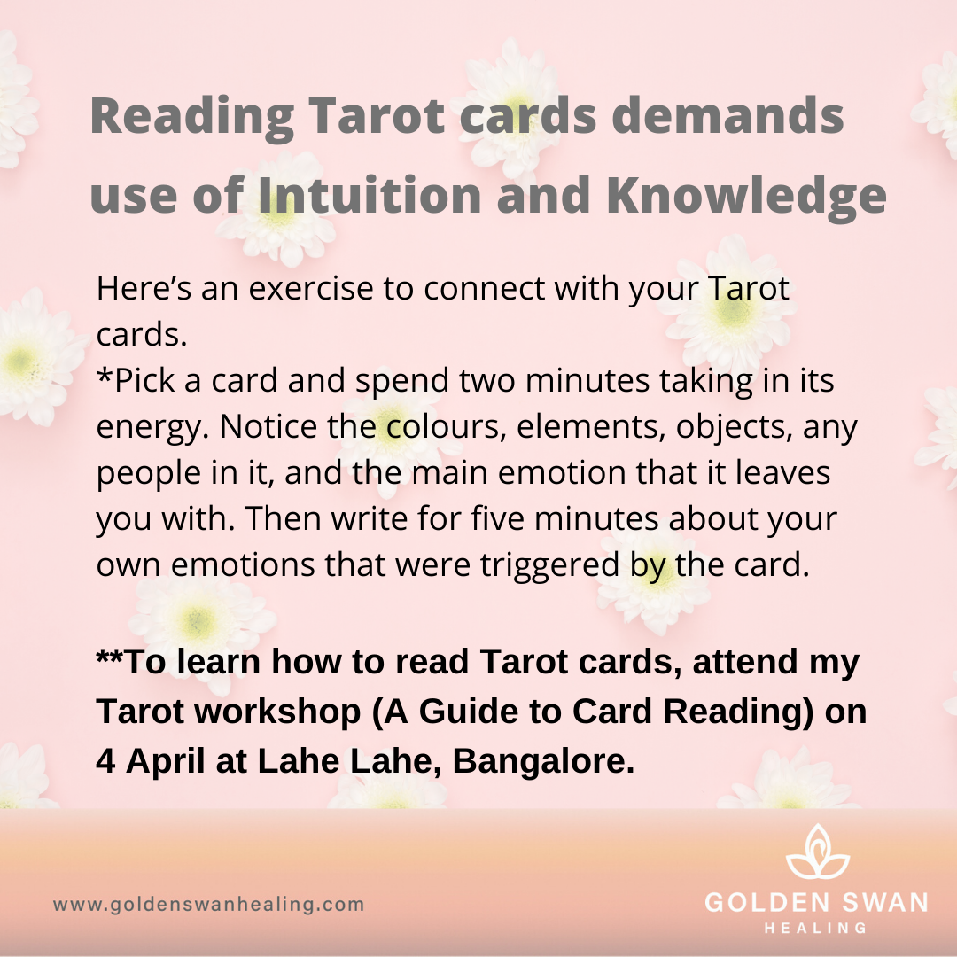 Intuition in Tarot Readings