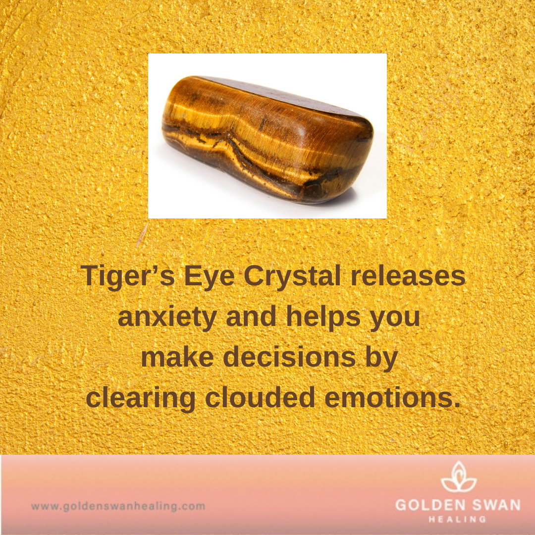 Tiger's Eye Crystal