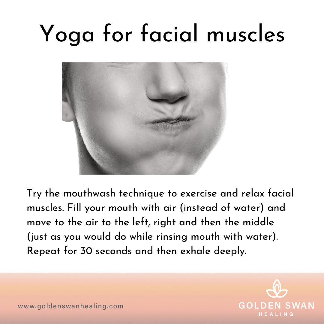 Yoga for Facial Muscles