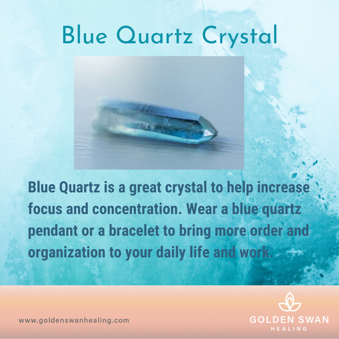 Crystal for Focus