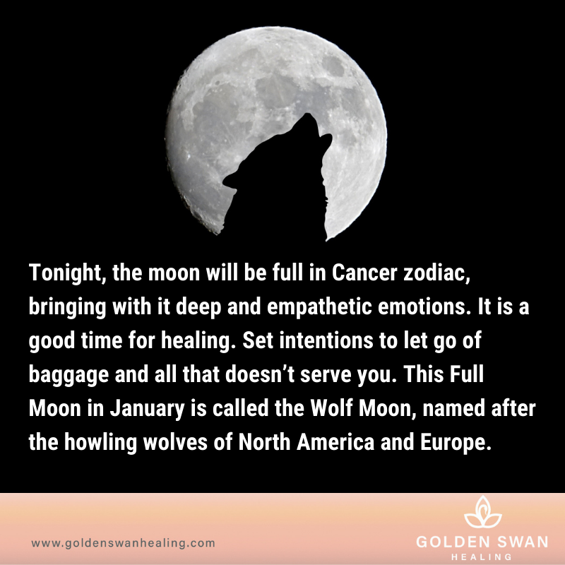 Full Moon in Cancer