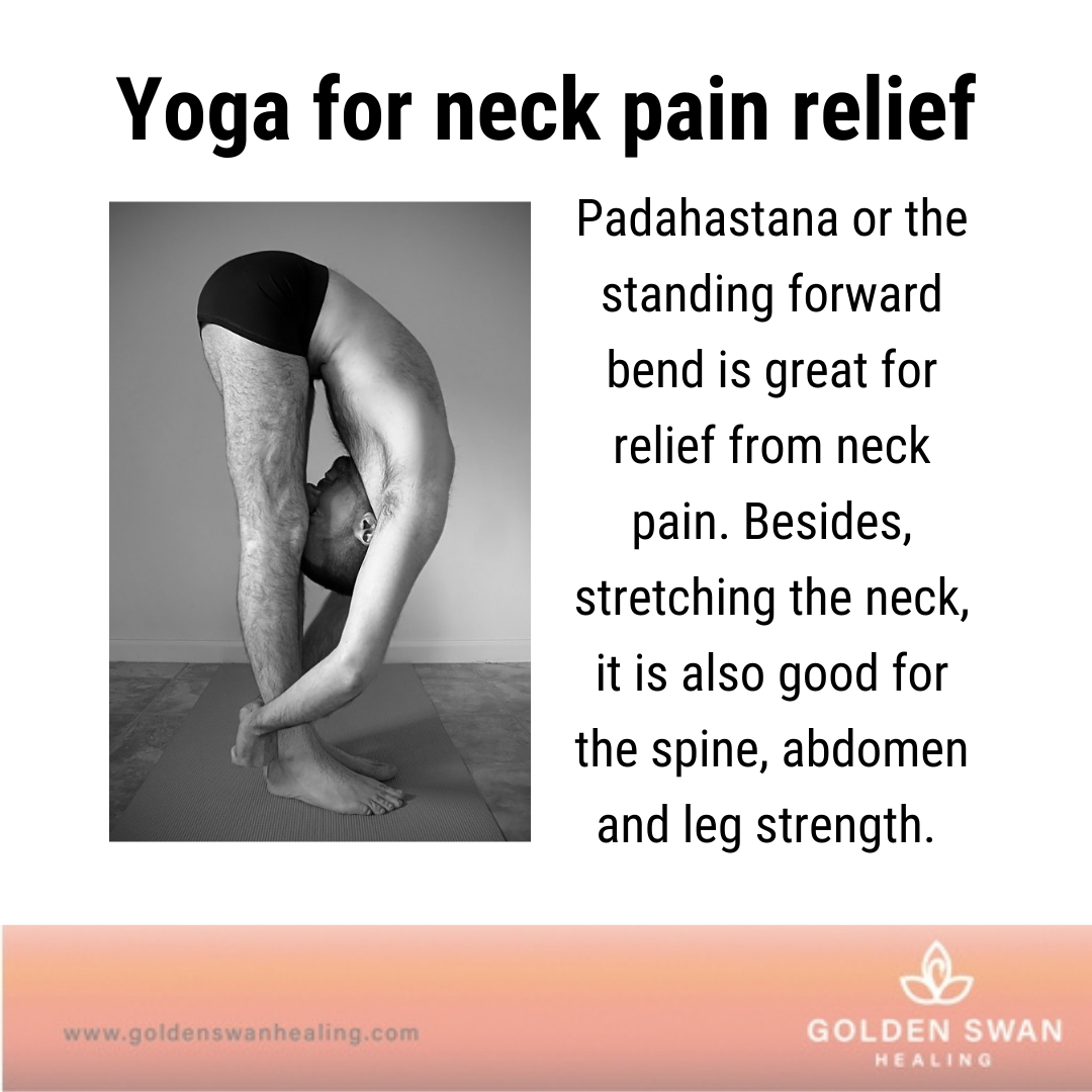 YOGA FOR NECK